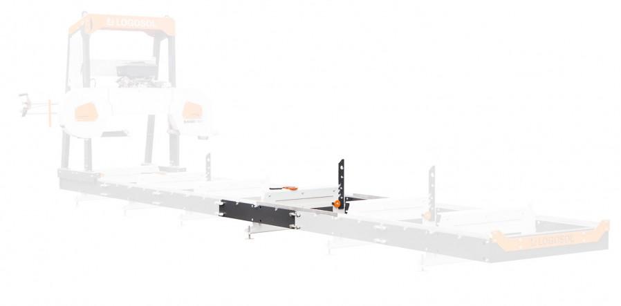 Przedłużenie torowiska 1,15 m, B1001