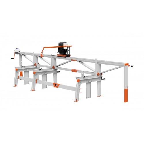 Trak F2+ (5 m) z pilarką elektryczna ES5, manualny zdalny posuw