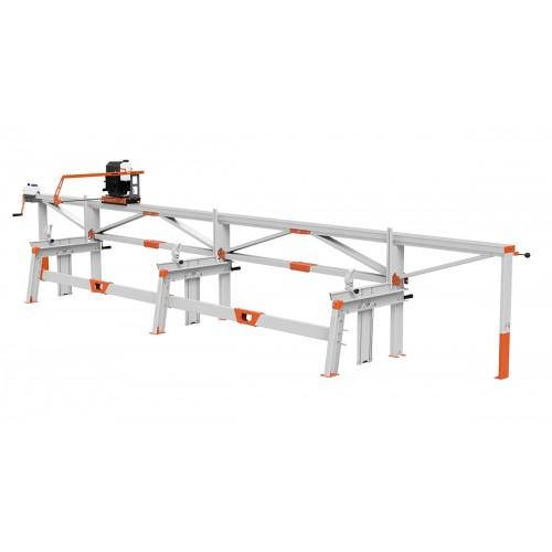 Trak F2+ (6 m) z pilarką elektryczna ES8, manualny zdalny posuw