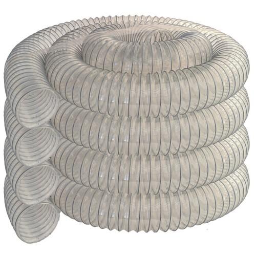 Wąż do odciągu trocin Ø 100 mm, 12 m