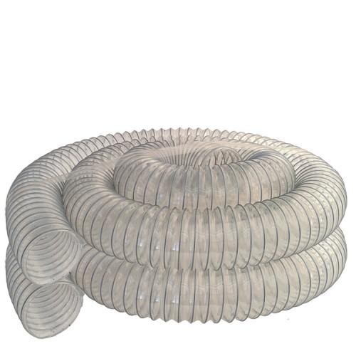 Wąż do odciągu trocin Ø 100 mm, 6 m